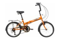 Складной велосипед  Novatrack TG-30 Classic 6sp. V-brake Power (2020)