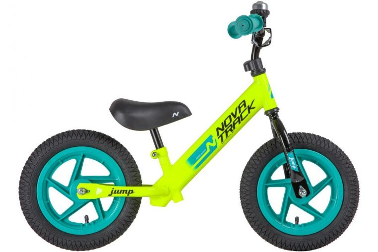 Велосипед Novatrack Jump 12 (2020)