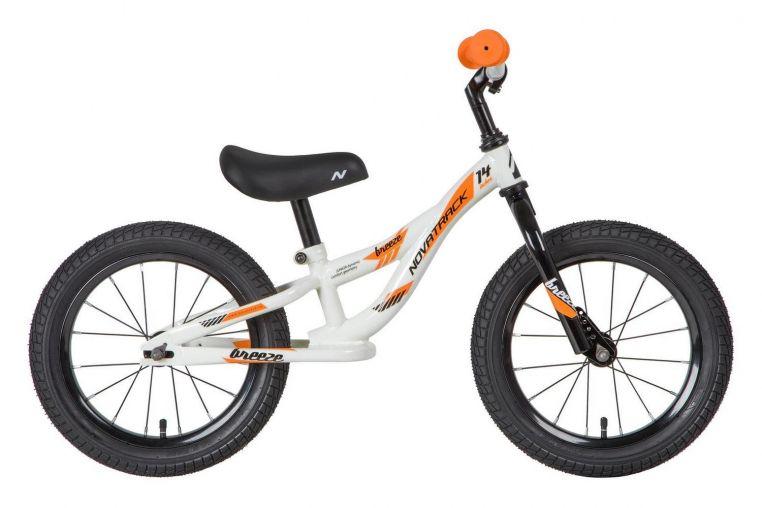 Велосипед Novatrack Breeze 14 (2020)