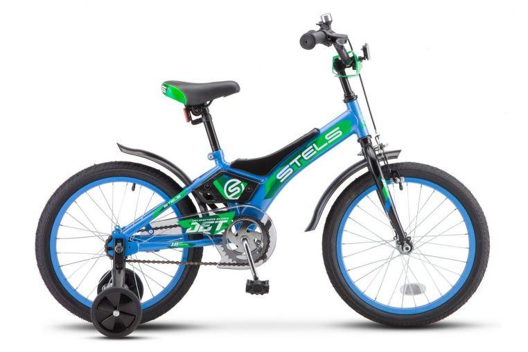 Велосипед Stels Jet 18 Z010 (2020)