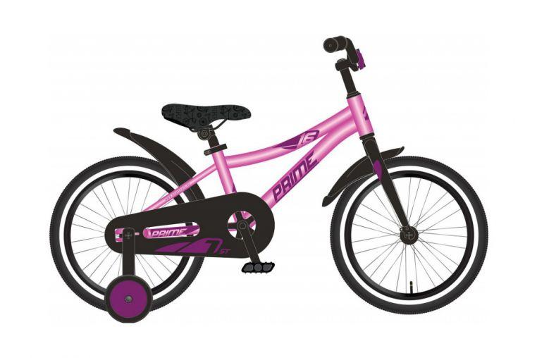 Велосипед Novatrack Prime 16 (2020)