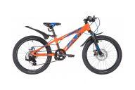Детский велосипед  Novatrack Extreme 20 Disc (2020)