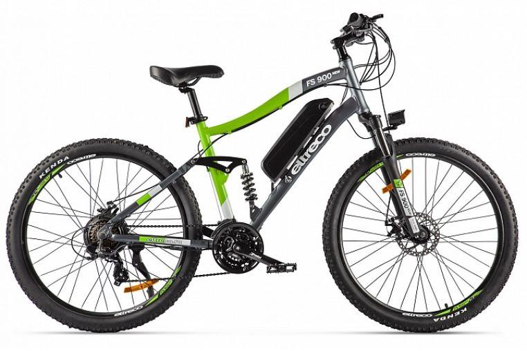 Велосипед Eltreco FS900 New (2020)