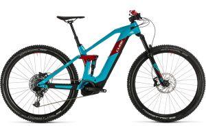 Велосипед Cube Stereo Hybrid 140 HPC Race 500 29 (2020)