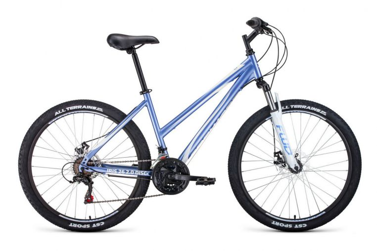 Велосипед Forward Iris 26 2.0 Disc (2020)