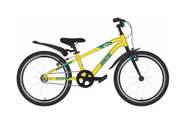 Велосипед Novatrack Prime 20 V-Brake (2020)