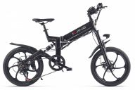 Электровелосипед  Eltreco Kjing Power Lux (2020)