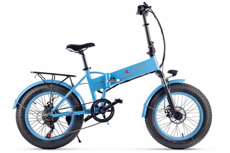Велосипед Eltreco Kjing Fat (2020)