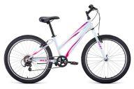 Подростковый велосипед   Forward Iris 24 1.0 (2020)