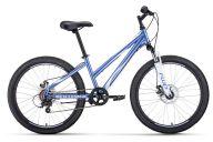 Подростковый велосипед   Forward Iris 24 2.0 Disc (2020)