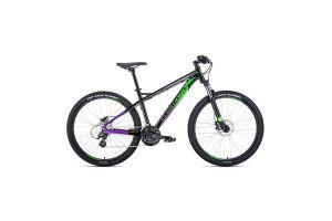 Велосипед Forward Quadro 27.5 3.0 Disc (2020)