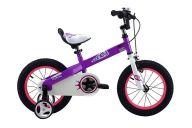 Детский велосипед от 1,5 до 3 лет  Royal Baby Honey Steel 12 (2020)