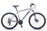 Горный велосипед  Stels Navigator 700 D 27.5 F010 (2020)
