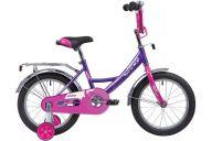 Детский велосипед от 1,5 до 3 лет  Novatrack Vector 12 (2020)