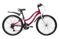 Подростковый велосипед   Novatrack Lady 24 (2019)