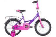 Детский велосипед от 3 до 5 лет  Novatrack Vector 16 (2020)