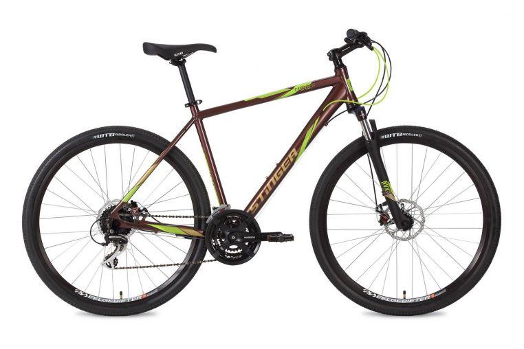 Велосипед Stinger Campus Evo 28 (2018)