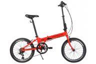 Складной велосипед  Novatrack TG-20 New 6-spd (2020)