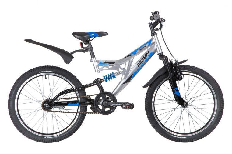 Велосипед Novatrack Shark 20 (2020)
