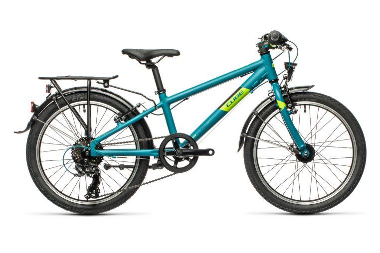 Велосипед Cube Kid 200 Street (2021)
