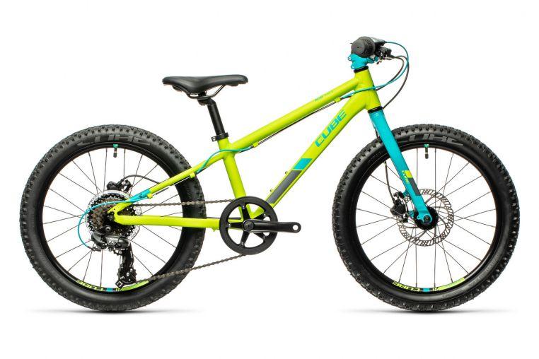 Велосипед Cube Acid 200 Disc (2021)