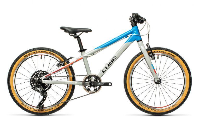 Велосипед Cube Acid 200 SL (2021)