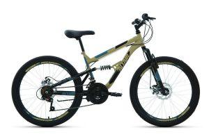 Велосипед Altair MTB FS 24 Disc (2020)