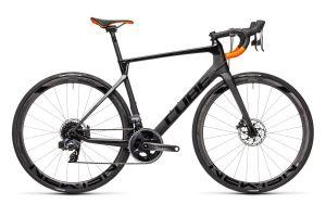 Велосипед Cube Agree C:62 SLT (2021)