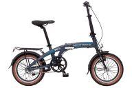 Складной городской велосипед  Novatrack TG-16 Nexus 3sp. (2020)