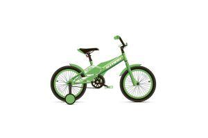 Велосипед Stark'20 Tanuki 16 Boy зелёный/белый H000015184