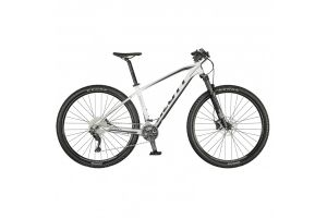 Велосипед Scott Aspect 930 silver white