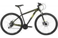 """Горный велосипед  STINGER 29"""" GRAPHITE PRO черный, алюминий, размер 22"""""""