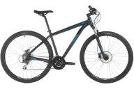 """Горный велосипед  STINGER 29"""" GRAPHITE EVO черный, алюминий, размер 22"""""""