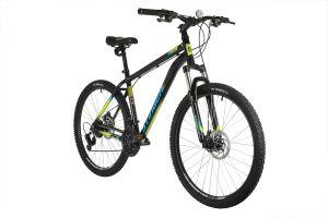 """Велосипед STINGER 26"""" ELEMENT EVO черный, алюминий, размер 18"""""""