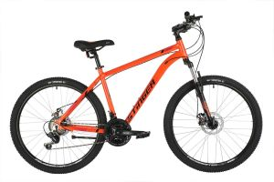 """Велосипед STINGER 26"""" ELEMENT EVO оранжевый, алюминий, размер 16"""""""