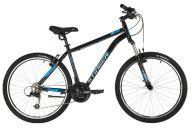 """Горный велосипед  STINGER 26"""" ELEMENT STD черный, алюминий, размер 16"""", MICROSHIFT"""
