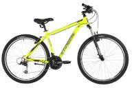 """Горный велосипед  STINGER 27.5"""" ELEMENT STD зеленый, алюминий, размер 18"""", MICROSHIFT"""