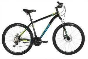 """Велосипед STINGER 26"""" ELEMENT EVO черный, алюминий, размер 16"""""""