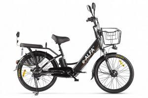 Велосипед Eltreco e-Alfa New (2021)