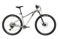 """Горный велосипед  STINGER 29"""" ZETA EVO серебристый, алюминий, размер 22"""""""
