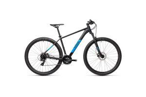 Велосипед CUBE AIM PRO 29 (black'n'blue) 2021