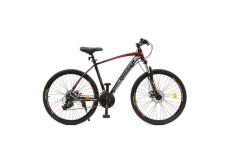 Велосипед 26' Hogger RISER MD Черно-серо-красный