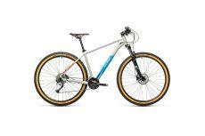Велосипед CUBE AIM SL 29 (grey'n'blue'n'red) 2021