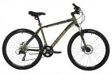 """Велосипед STINGER 26"""" CAIMAN D зеленый, сталь, размер 18"""""""