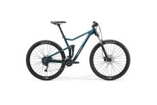 Велосипед Merida One-Twenty RC 9.300 Teal-Blue/Lime 2021