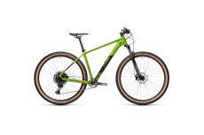 Велосипед CUBE ANALOG RS 29 (deepgreen'n'black) 2021