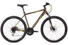 """Велосипед Stinger 28"""" Campus Evo 60; коричневый; TX800/M360/EF510"""