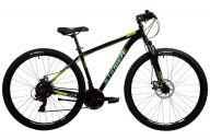 """Горный велосипед  STINGER 29"""" ELEMENT EVO черный, алюминий, размер 18"""""""