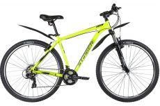 """Велосипед Stinger 29"""" Element STD 18"""" зеленый"""