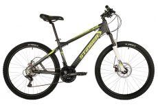 """Велосипед STINGER 26"""" BAT черный, алюминий, размер 16"""""""